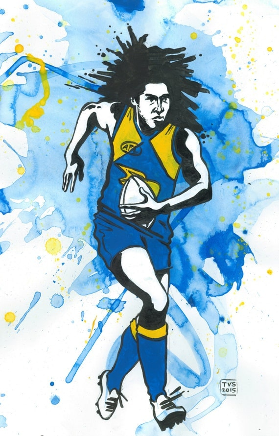 Day 3 Print: West Coast Eagles v Hawthorn Hawks in the 2015 AFL Grand Final