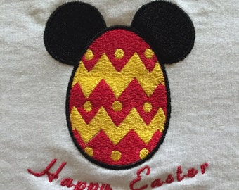 Mickey Mouse Easter Egg T-Shirt