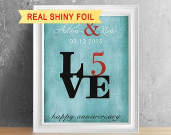 Wedding Anniversary Gifts Fifth Year : ... 5th anniversary gift for him 5 year wedding anniversary 5th wedding