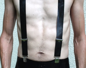 Rubber Braces / Suspenders