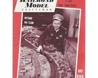 Railroad Model Craftsman - May 1963
