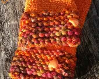 Orange Sleeves
