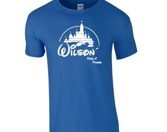 """Phish """"Wilson"""" lot shirt"""