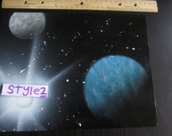 Original Space Painting