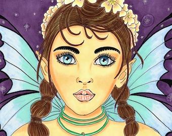 Fantasy Fairy Giclee Print