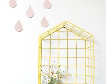 Mirror Drops | Wall decorative mirrors | Home Decor | Mirror Stickers decor by BiCA