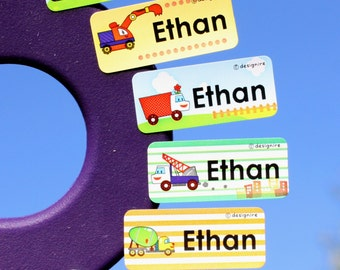Waterproof name labels Daycare labels School labels Kids name stickers Personalized name labels Preschool labels Kids labels Daycare labels