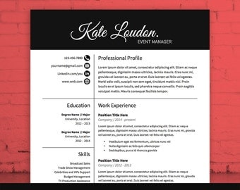resume template mac or pc resume and cover letter template resume template word