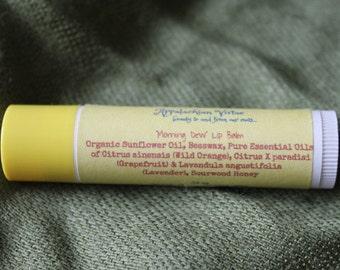 Morning Dew Organic Lip Balm