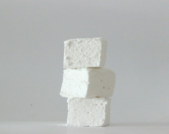 Vanilla Gourmet Marshmallows | Pack Of Four | Handmade | White Peaks