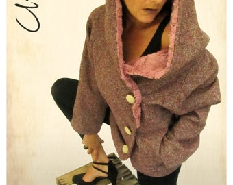Hood coat AG3