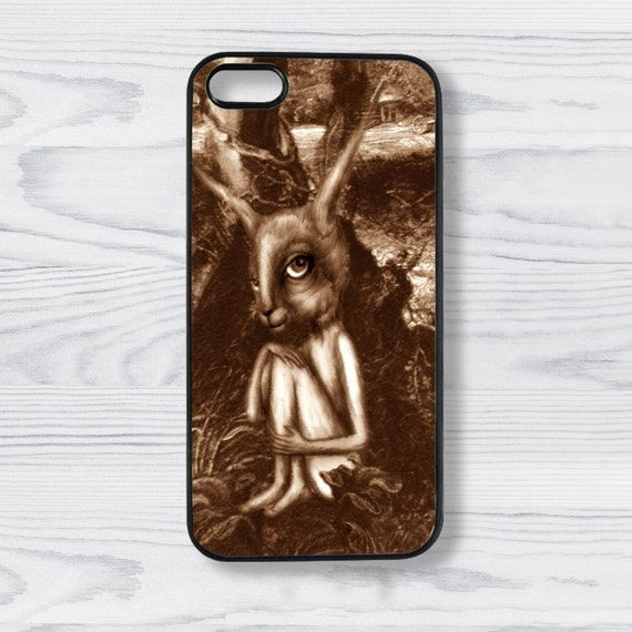 White Rabbit - Phone Case