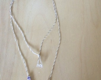 Eat pray love necklace