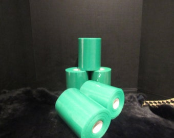 "close out EMERALD TULLE ROLL 6"" X 100 Yards"