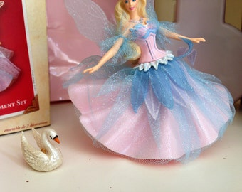 Barbie Swan Lake Ornament Set
