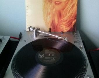 Lita Ford- 'Stiletto' Vinyl L.P  (1990)