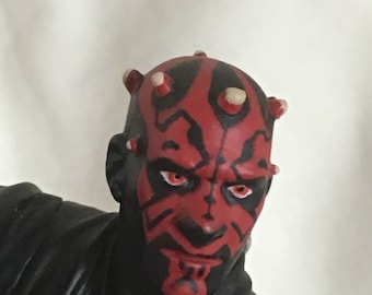 Star Wars, Darth Maul, Episode I, ornament, Christmas
