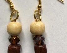 Hobbit Inspired Drop Earrings