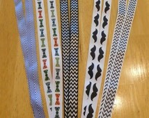 Brothers Convention Badge Lanyards~Fun Options