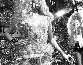 Powerful Woman© - NYC Street Scenes