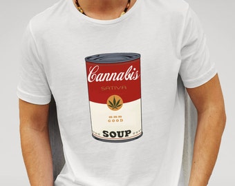Cannabis Soup Shirt Inspired by the popular TV series 'That 70's Show' Fan, Gift idea, Boy friend gift, best friend gift, going away gift