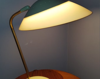 Mid Century Modern Gerald Thurston Lightolier Atomic Space Age UFO Desk Lamp
