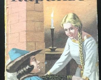 Vintage Ladybird Book -Rapunzel