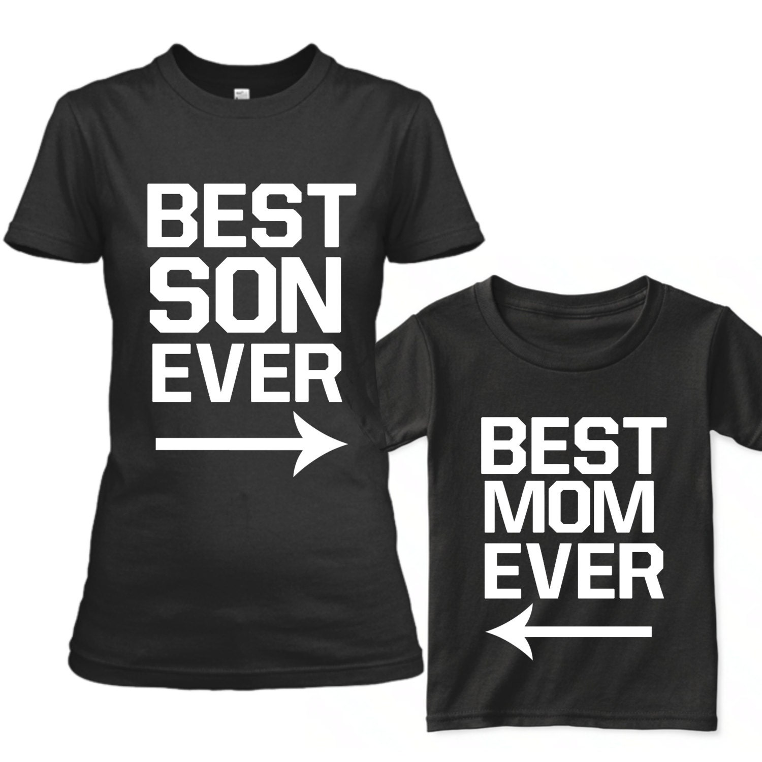 Mother Son Matching Shirts Mommy and Me Matching Outfits Mom