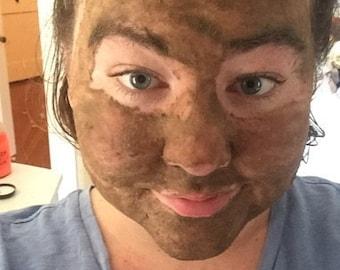 Deep Cleansing Facial Mud Mask