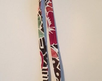 Lanyard - MultiColor Abstract
