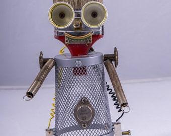 Robot paintbrush