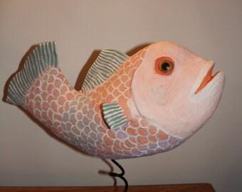 Gaudì Fish