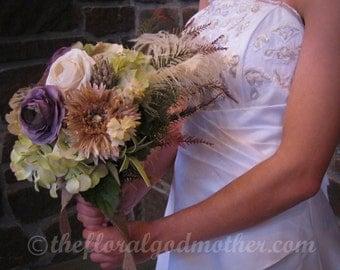 Woodland Wedding Bridal Bouquet Wedding Bouquet