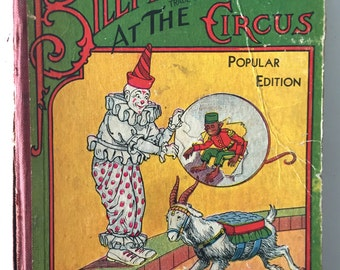 BILLY WHISKERS at the Circus 1913 Popular Edition