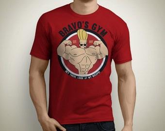Bravo's Gym - Johnny Bravo T-Shirt