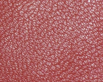 leather coupon real red brick