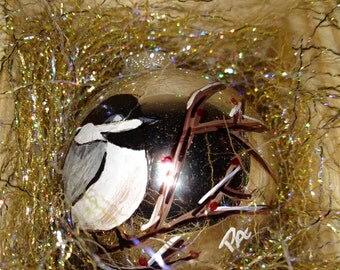 Chickadee...part of Christmas in the Country collection