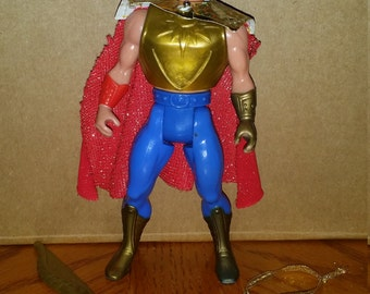 Vintage 1980s Masters of the Universe/Princess of Power Bow figure! #1