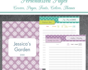 Personalized Pages - Add On