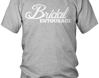 Bridal Entourage Men's T-Shirt, Wedding Party, Friends, Family, Bachelorette Party, Men's Wedding Shirts AMD_0527