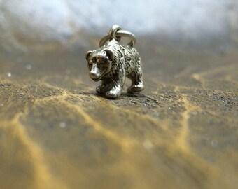 Bear Silver 925 Charm