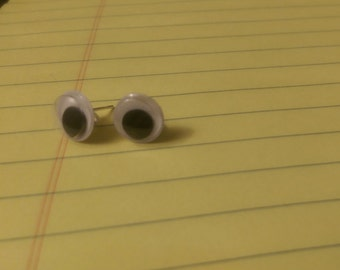 Googley eyes earrings