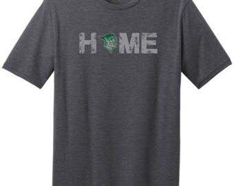 Vintage Greenman 'Home' t-shirt
