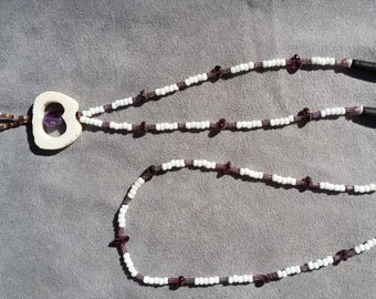 Hand Made Earth Child Necklace