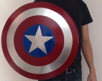 Captain America Shield 24""