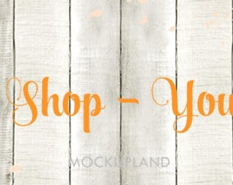 ETSY SHOP BANNER -  branding etsy banner | social media header,Blog header, web site header