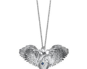Cara Mia Sapphire Pendant