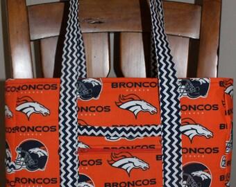 Denver Broncos Tote