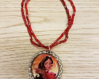10 - Elena of Avalor - Red Bracelets Party Favors
