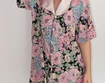 Vintage Pastel Victoria's Secret Nightshirt/Dress